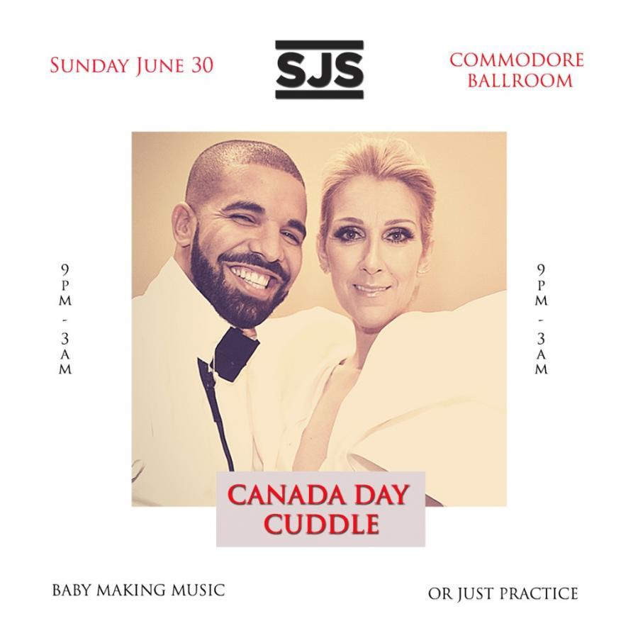 SJS CANADA DAY @ COMMODORE BALLROOM - PART 1