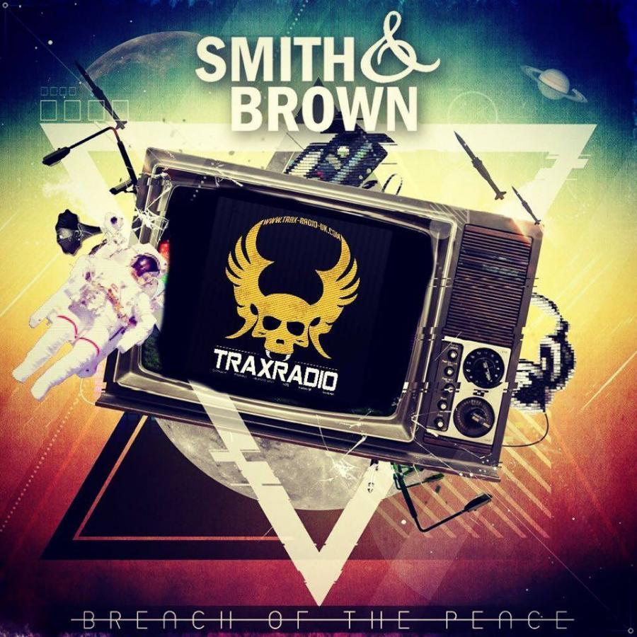 Breach Of The Peace on TRAX Radio (16.02.2016)