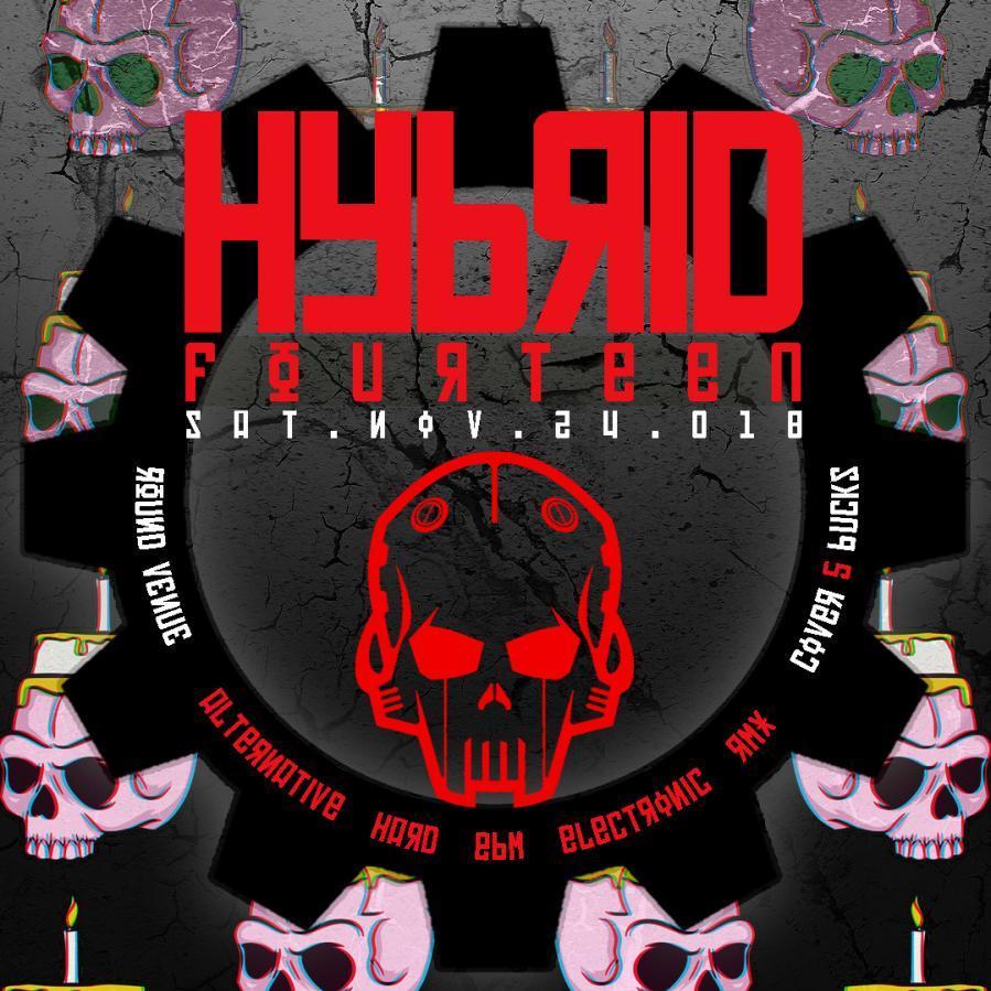 HYBRID // FOURTEEN