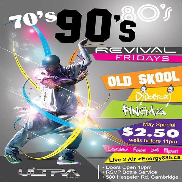 Revival Friday's Ultra