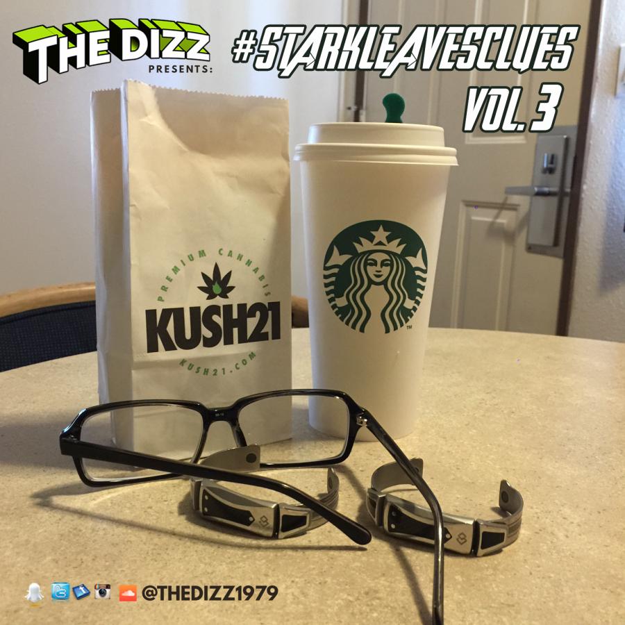 #starkleavesclues vol. 3 5/25/19