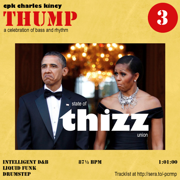 Thump #3: State of THIZZ Union