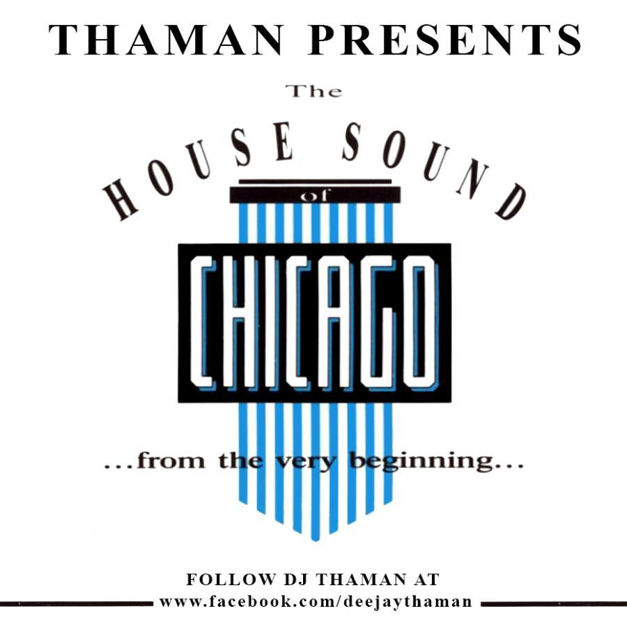 The House Sound Of Chicago (Renegade Radio)