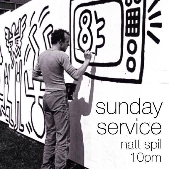Sunday Service 1/12/14