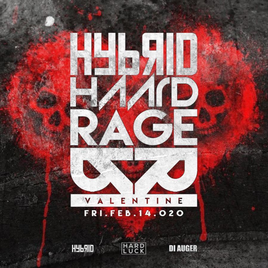 HAARD RAGE Valentine