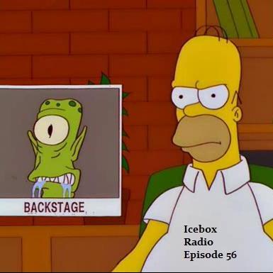 Icebox Radio Show Episode 56
