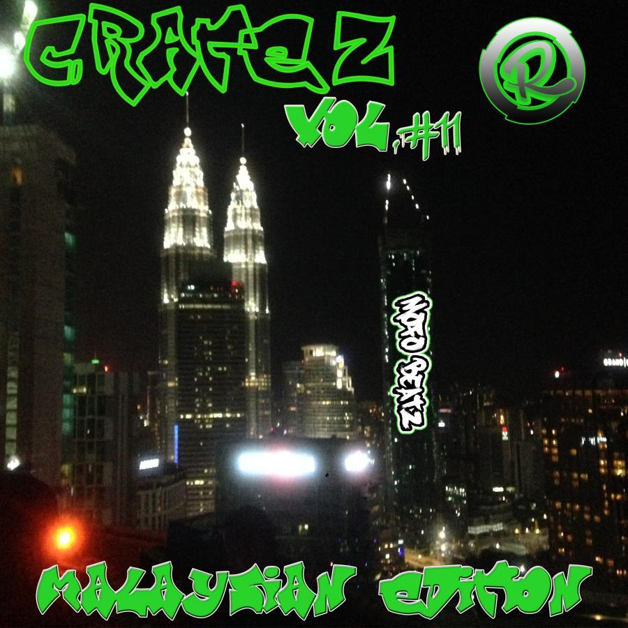 CRATEZ #11 Malaysian Edition