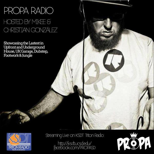 PROPA Radio on KSDT San Diego 10/04/15