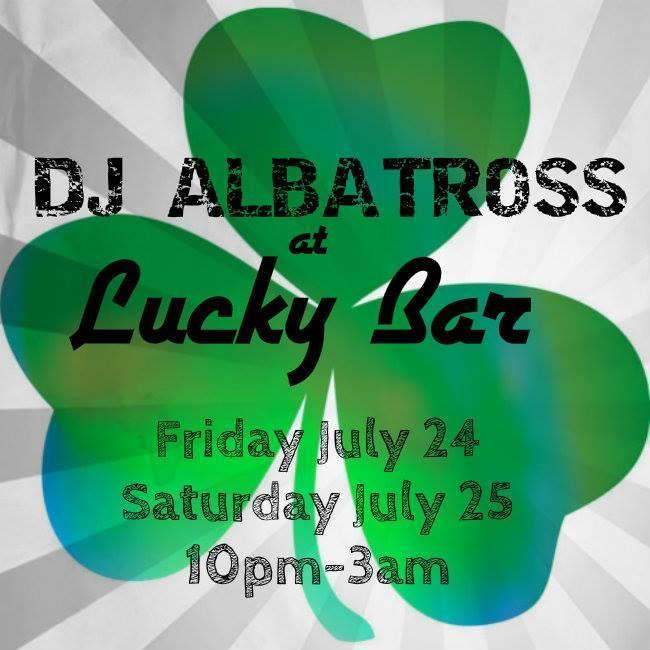 Lucky Bar Part 1 7/24/15