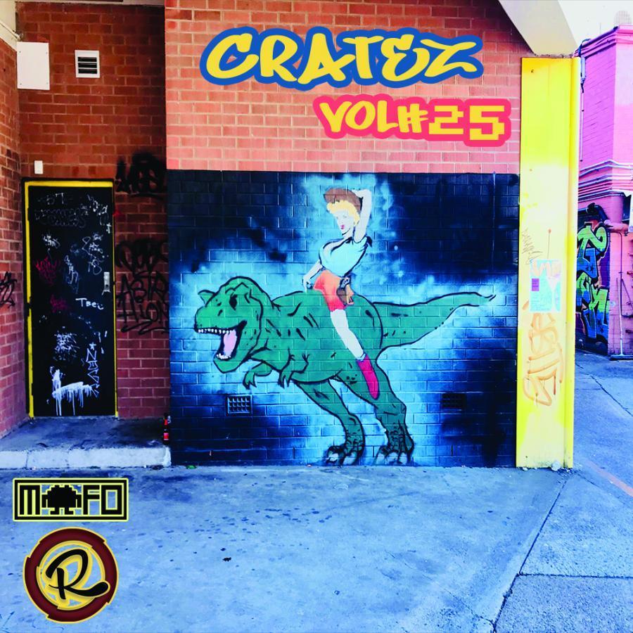 THE CRATEZ SHOW #25