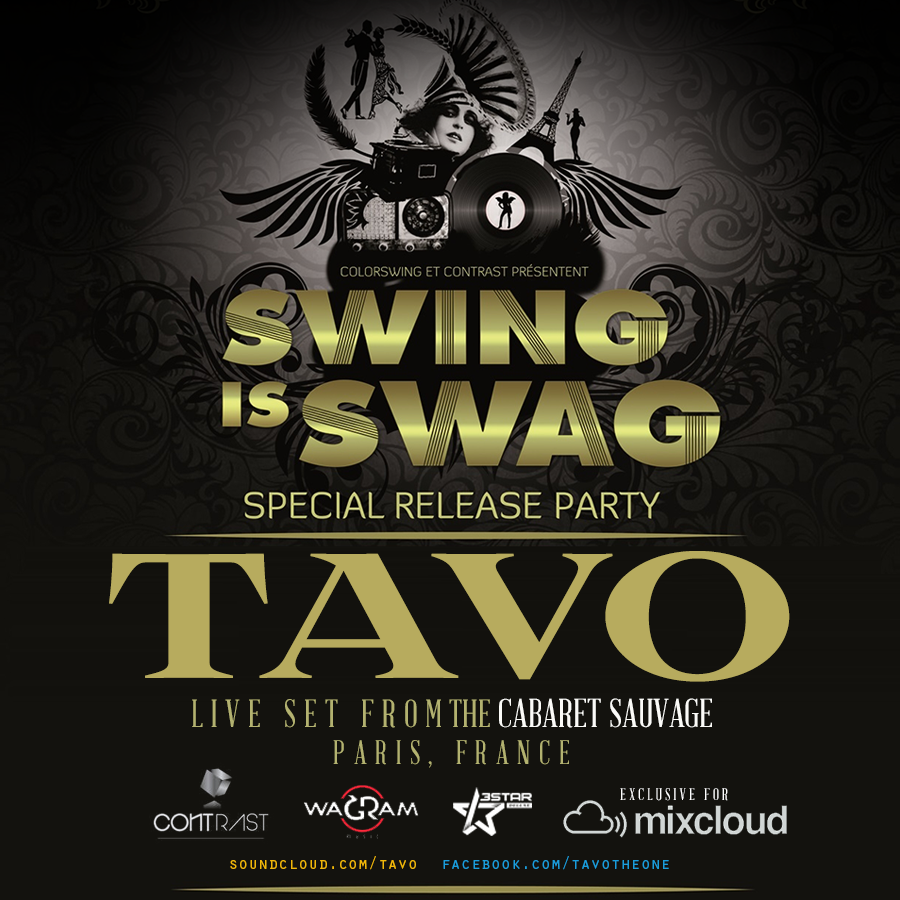 Swing is Swag Live Set from Cabaret Sauvage