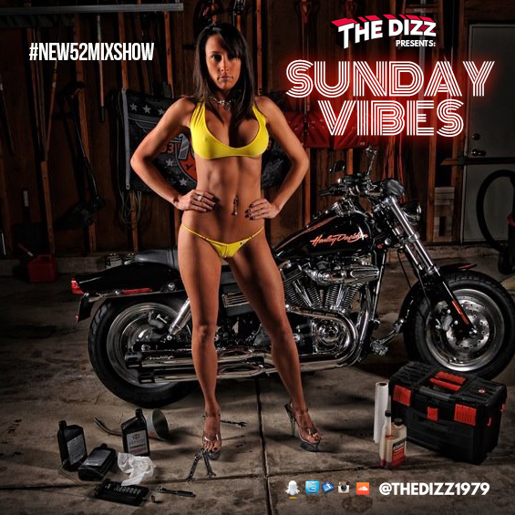 Sunday Vibes 7 #new52mixshow 1/13/19