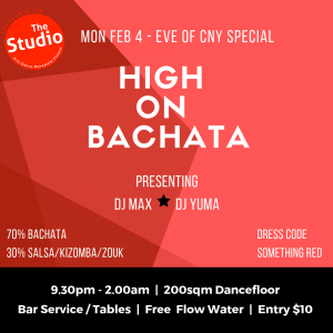 Bachata playlists by Serato DJs