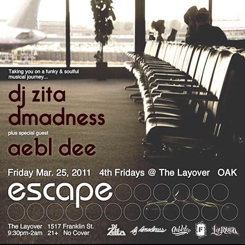 Escape 3/26/2011 pt.2