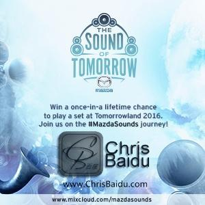 DJ Chris Baidu - Germany - #MazdaSounds