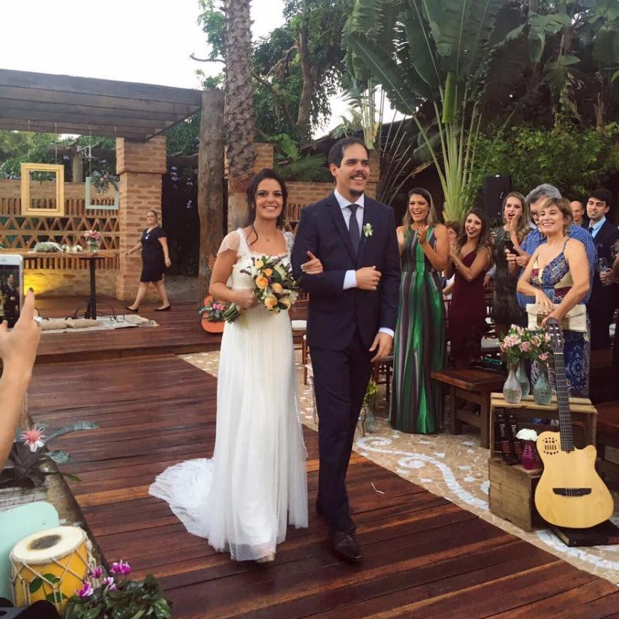 Casamento Tatiana e Rodrigo - Pista
