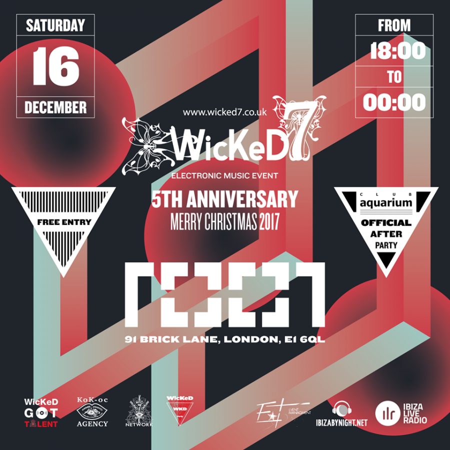Wicked 7 - 16/12/17