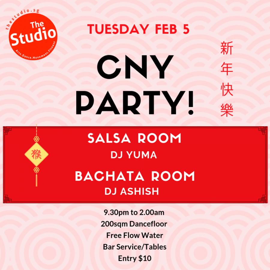 CNY - Studio Social