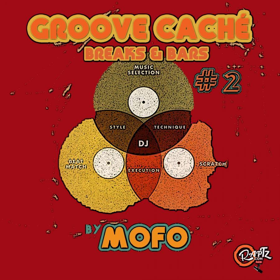 GROOVE CACHÉ #2 Bars & Breaks