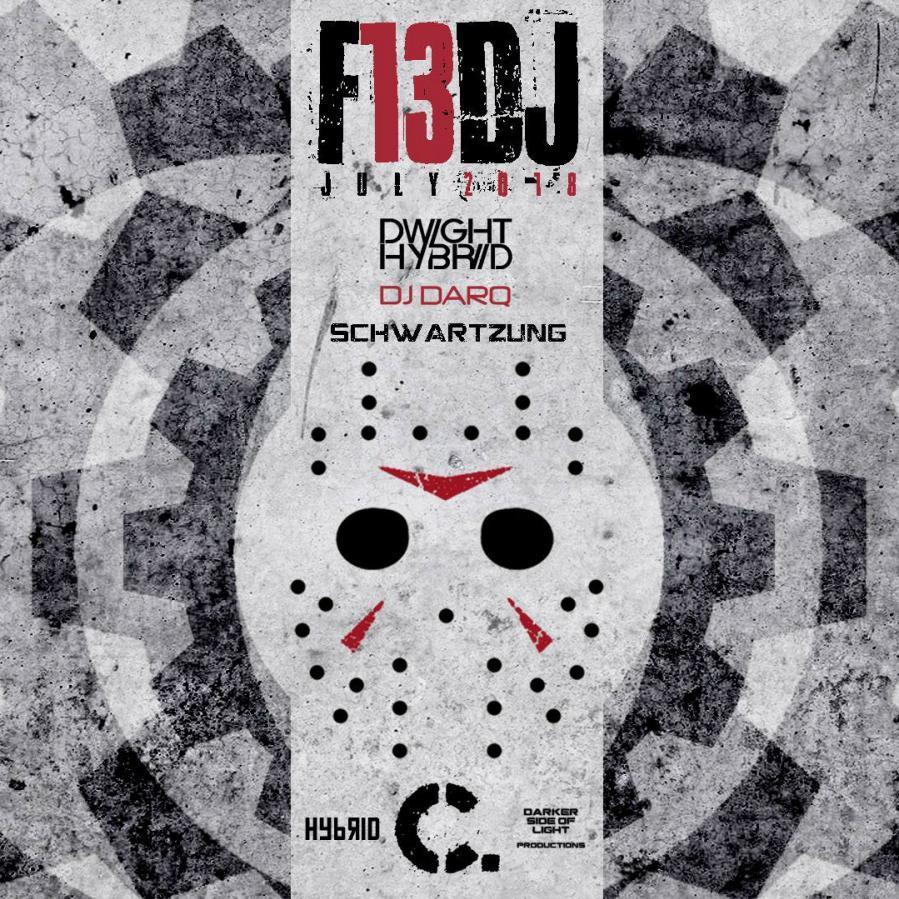 F13 // Friday The 13th Spec1al.3vent.