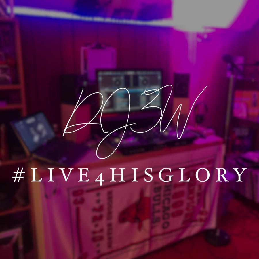 #Live4HISglory Just Vibin