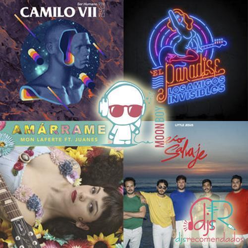 Pop Rock Alternativo en Español Marzo 2017