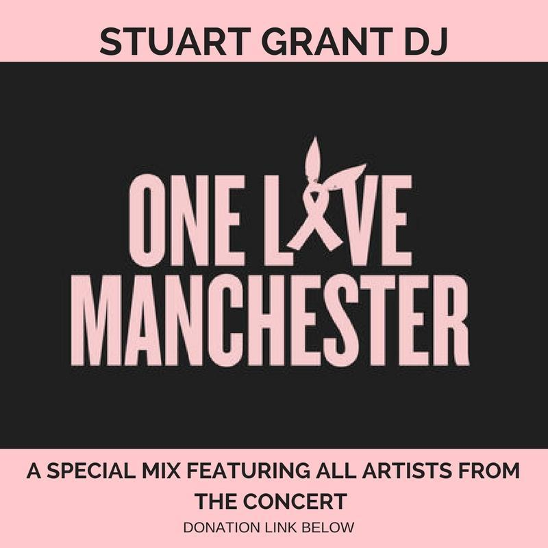 THE ONE LOVE MANCHESTER MIX