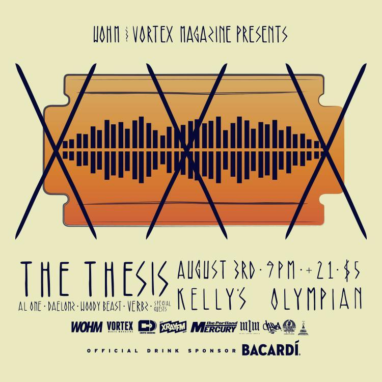 The Thesis // August 2017