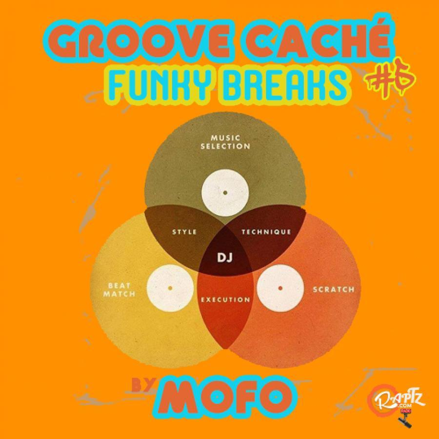 GROOVE CACHÉ #5 FUNKY BREAKS