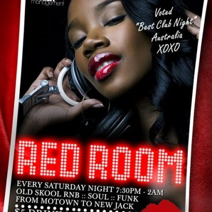 Red Room, 18th June 2011 10pm - 12am