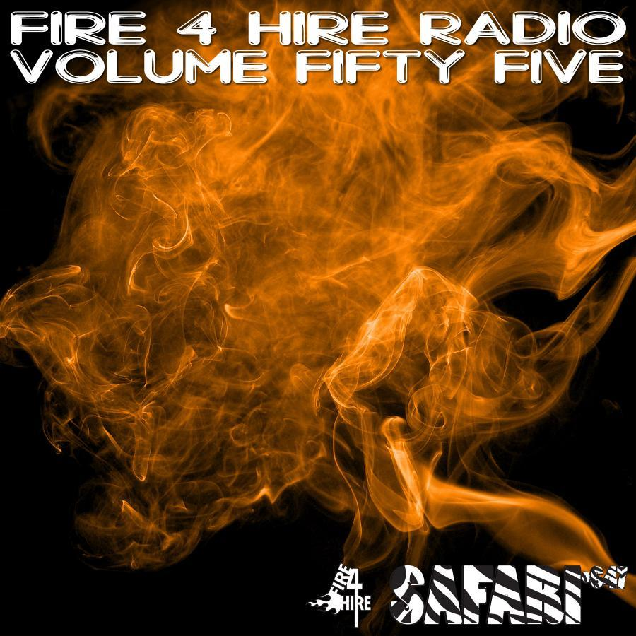 Fire 4 Hire Radio 55