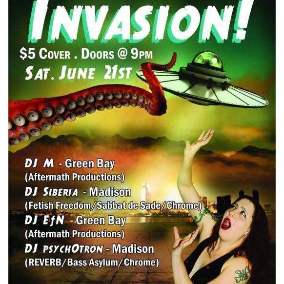 REVERB: INVASION - 6/21/14