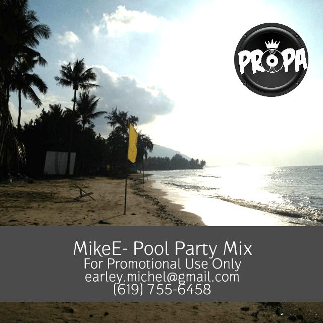 Pool Party Promo Mix