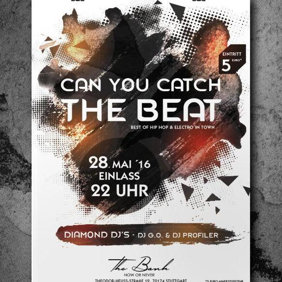 Can You Catch The Beat // 28.05.2016