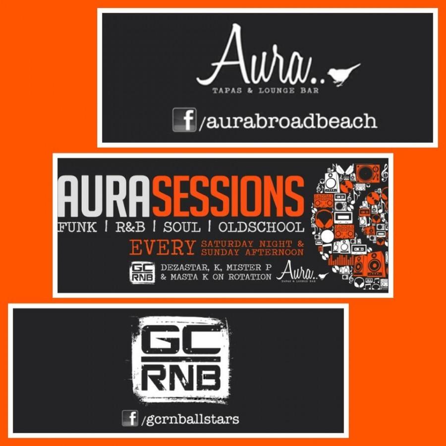 19/01/13 AURA SESSIONS (((SAT)))