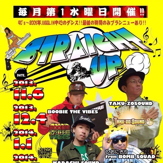 Live CD / Wed.6NOV.2013 / TAKU-ZO Pt.1 /