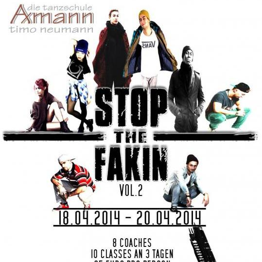 Stop The Fakin - Afterparty | 19.04.14