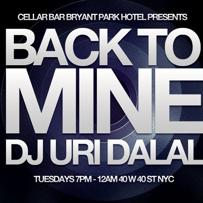BACK TO MINE - URI DALAL BIRTHDAY SET