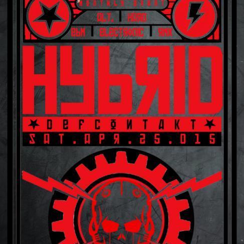 HYBRID : DEFCONTAKT