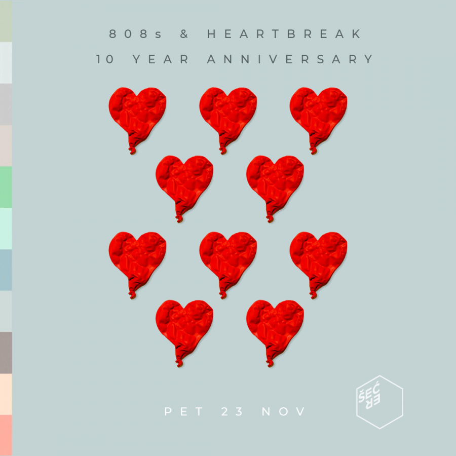 808s Heartbreak 10th Anniversary