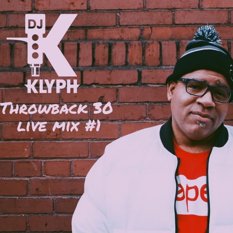 Thowback 30 Live Mix #1