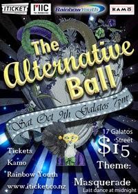 THE ALTERNATIVE BALL