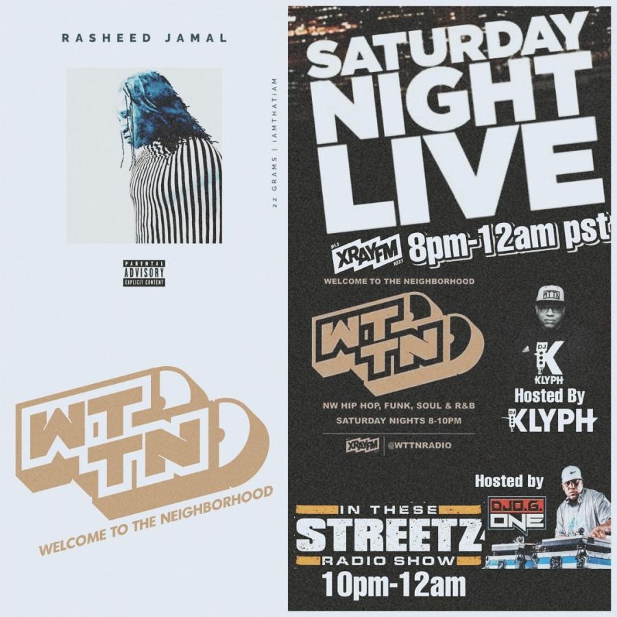 WTTN on XRAY FM 5/30/20