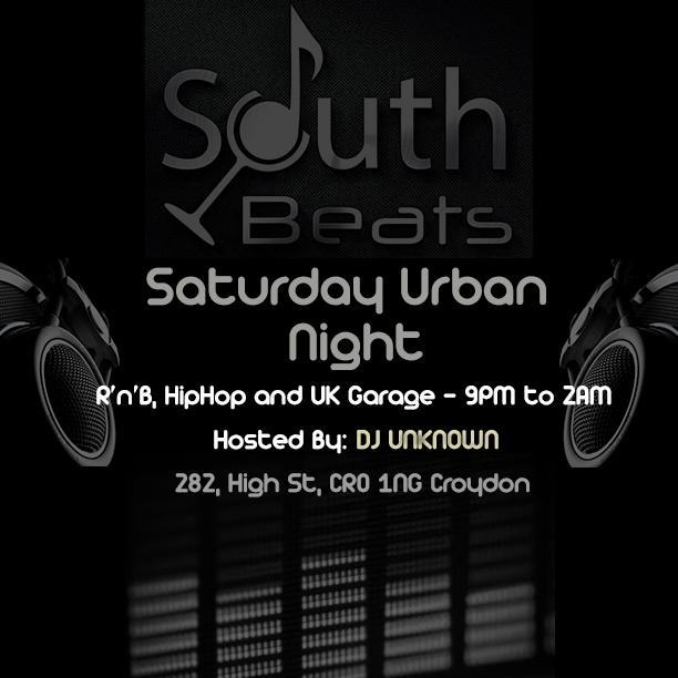 Saturday Urban Night - 26/03/2016