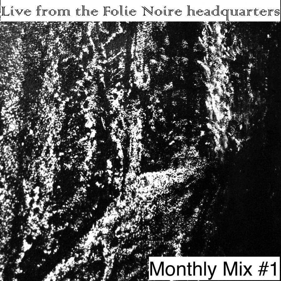 Monthly Mix #1 (Live Vinyl Only Set) (3 Feb '18)