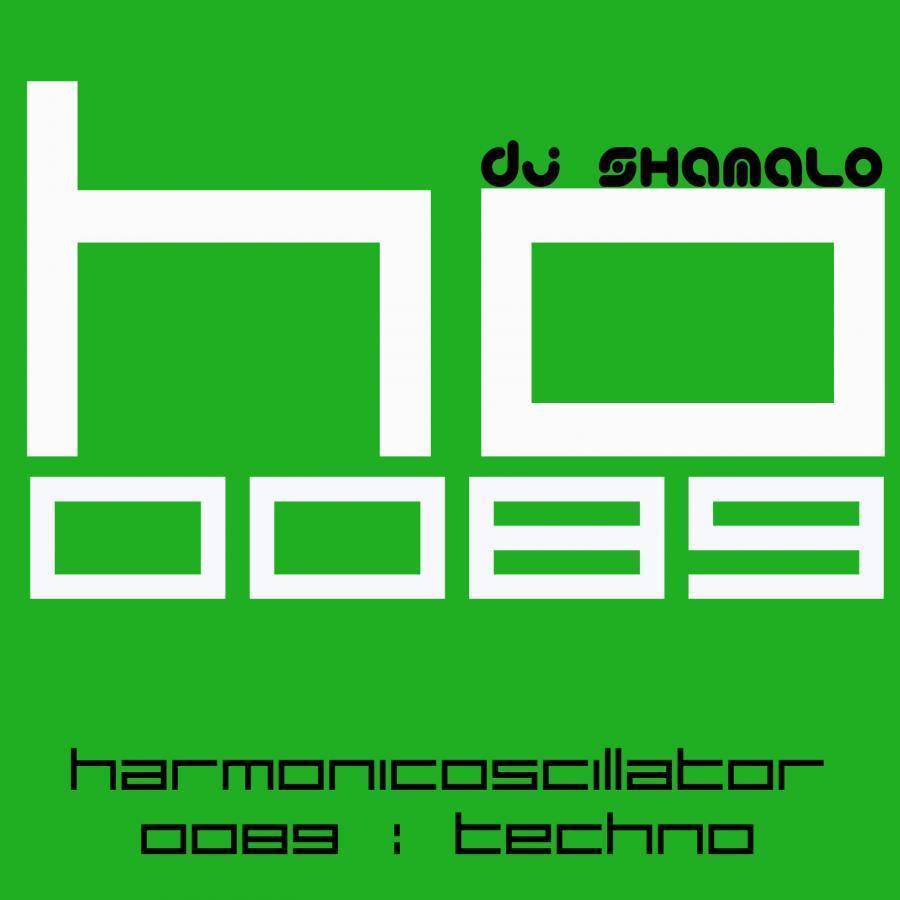 HarmonicOscillator#0089 : Techno