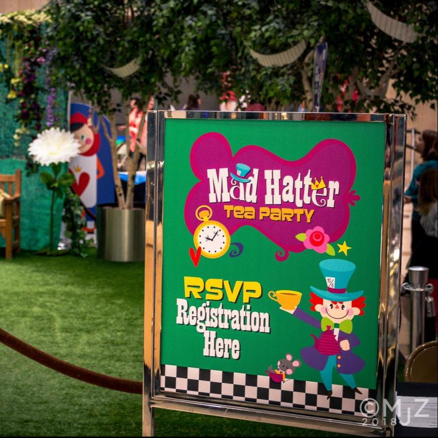 Mad Hatter Tea Party | 03.17.18