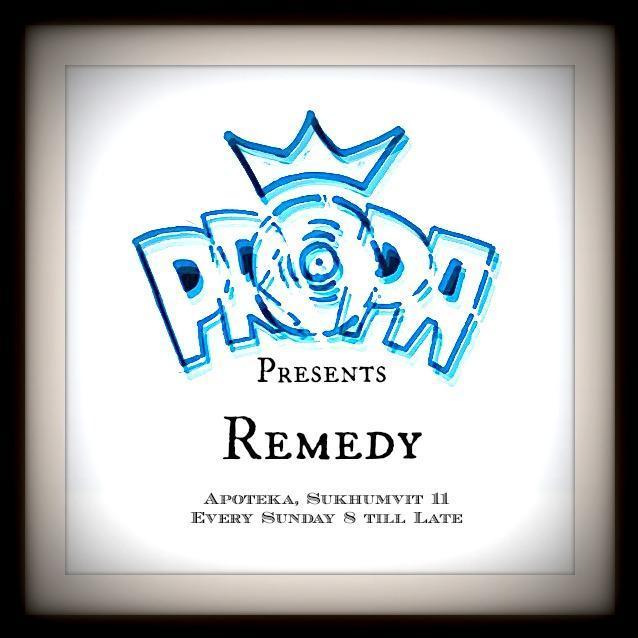 Remedy @ Apoteka - 10/02/13
