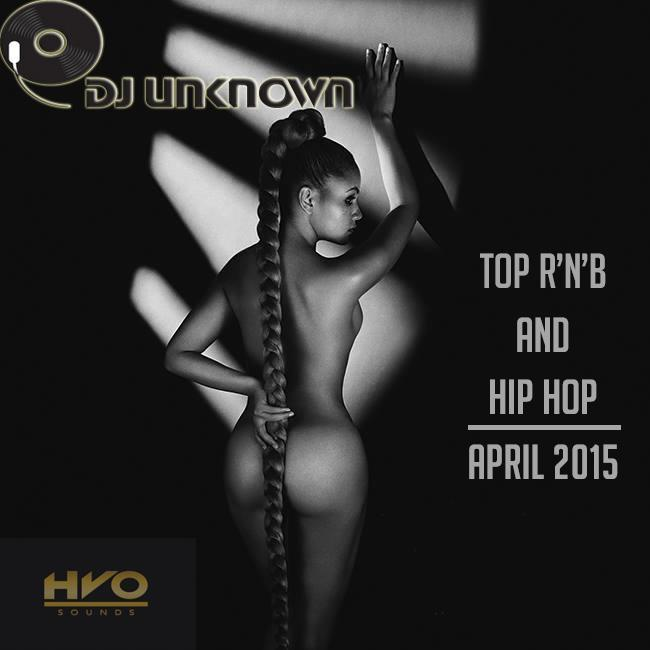 Top RnB and HipHop April 2015