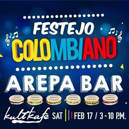 Festejo Colombiano - 17/02/18